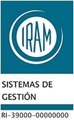 IRAM Sistemas de Gestión RI-39000-00000000